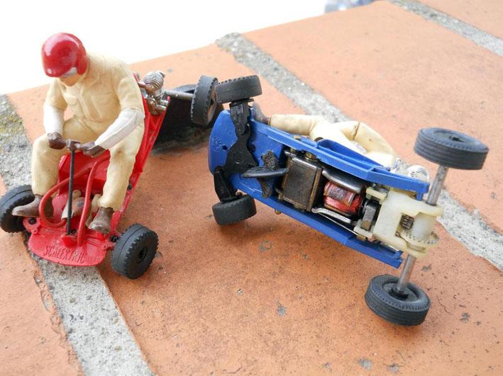 Dossier go kart les miniatures de circuit routier for Go kart interieur